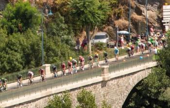Tour de France 2015 à Ambialet © D. Delpoux