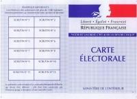 liste electorale