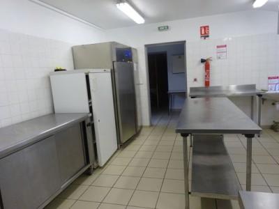 cuisine salle polyvalente