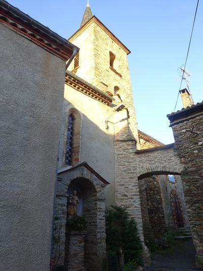 église de la Condomine