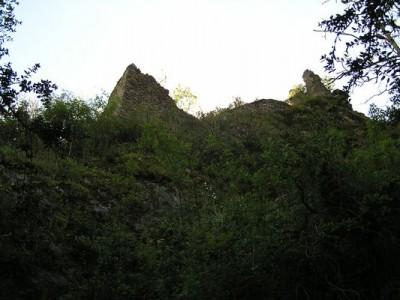 Ruine chateau