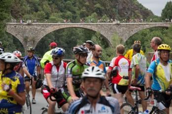 Semaine fédérale du cyclotourisme en 2015 ©D. Delpoux