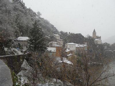ville haute sous la neige 2