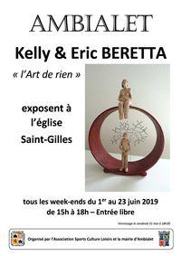 Exposition juin