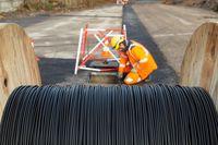 AMBIALET : La fibre optique avance !