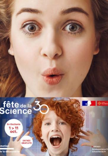 Fête de la science - 30 ans